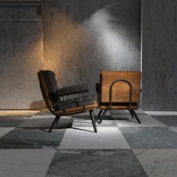 Metatrone Armchair