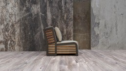Product Design - Armchair Afriel